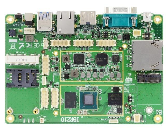 IBR210 - SBC RISC 3,5