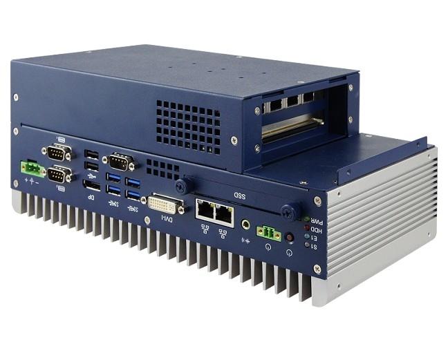 MAI602-M4D80 BOX PC per controllo 4 assi e 80 DIG I/O