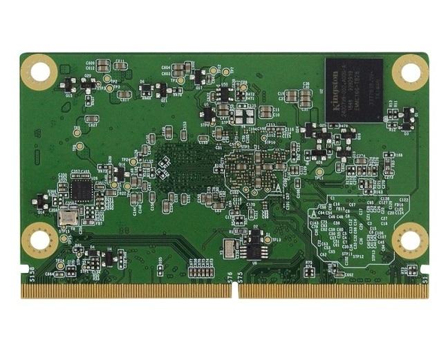 RM-N8M Modulo SMARC ™ 2.0  con NXP ARM® Cortex-A53 / Cortex-M4 i.MX 8M Dual / Quad da 1,5 GHz