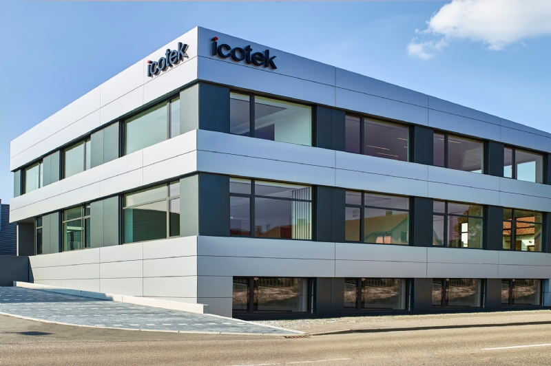 icotek - the innovation leader in cable transit and EMC cable technology