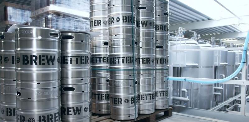 Collaborazione tra GEA e ifm per un birrificio automatizzato