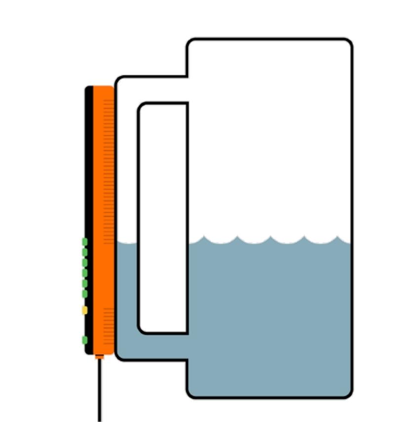Sensore capacitivo KQ10 - Scheda prodotto