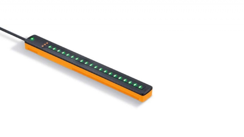 Sensore capacitivo KQ10: tre punti di commutazione con un unico sensore