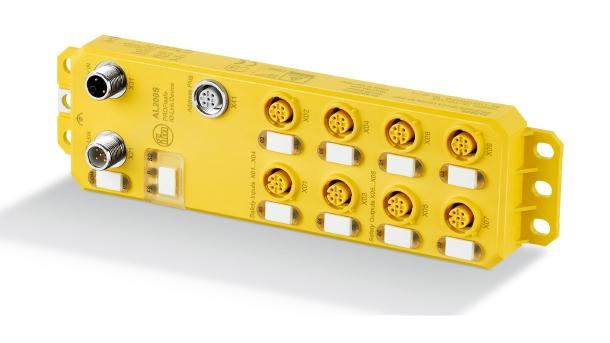 Modulo PROFIsafe AL200S: IO-Link e sicurezza