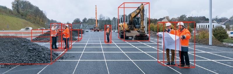 Sensore 3D O3M per macchine mobili