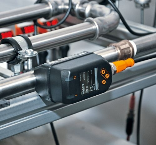 Sensore di flusso serie SD per misurare il consumo di 4 gas industriali