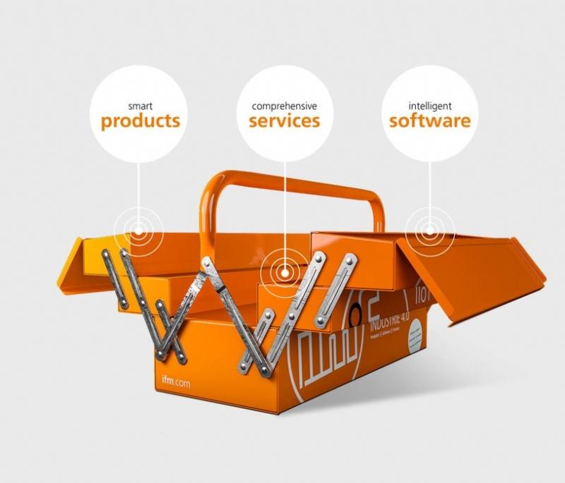Industria 4.0: Soluzioni all-in-one di ifm