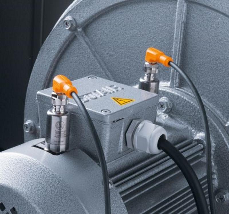 Sensore di vibrazioni VVB