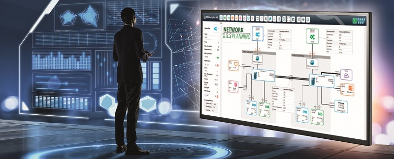 Pianificazione di strutture di rete OT convergenti