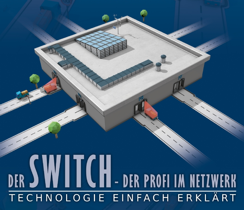 PROFINET Switch PROmesh P9
