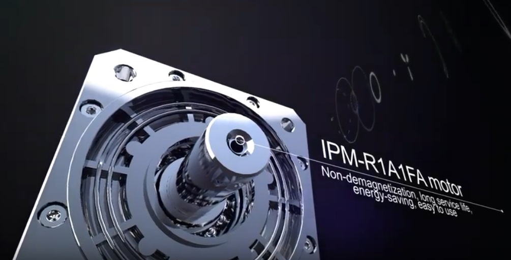 Inovance IPM Motors
