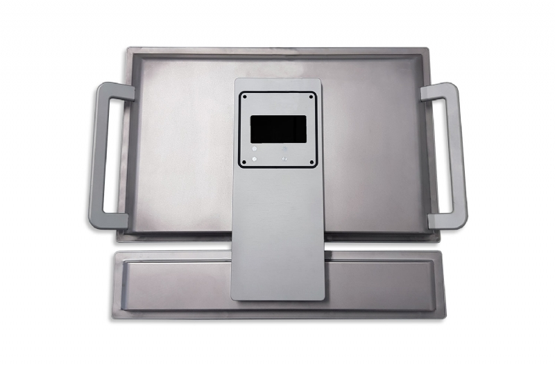 Monitor industriale /PC panel 8200 con pulsantiera