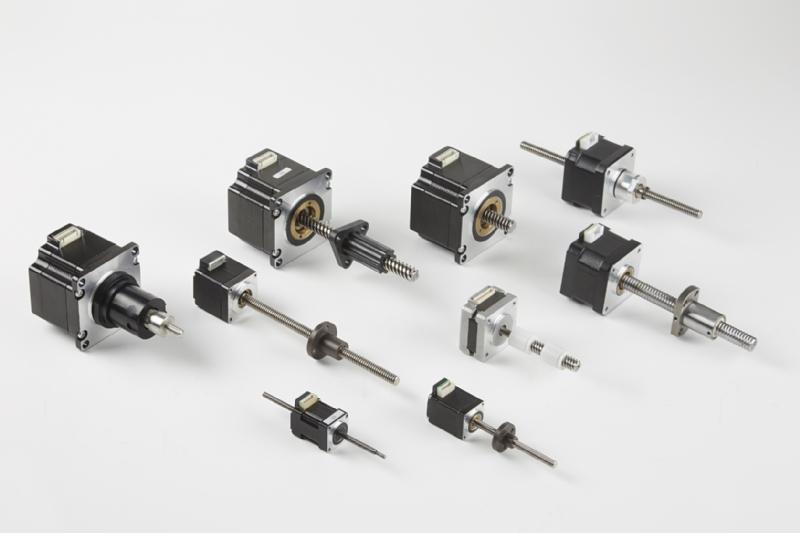 Linear Step Motors Catalogue - IPC