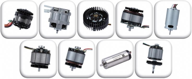 Motori Brushless per UTENSILI ELETTRICI (power tools)