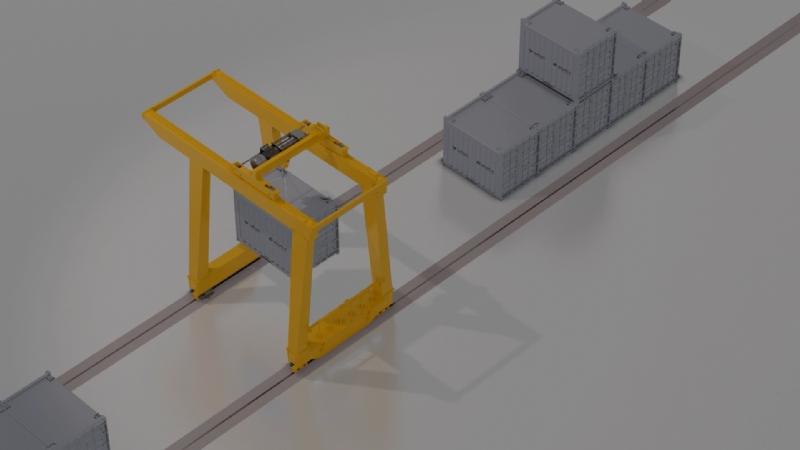 LBK System: Crane Safety