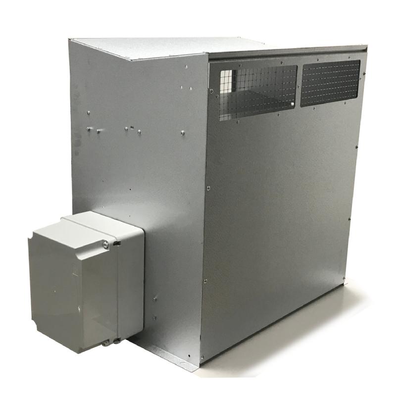Resistori di frenatura per generatori eolici