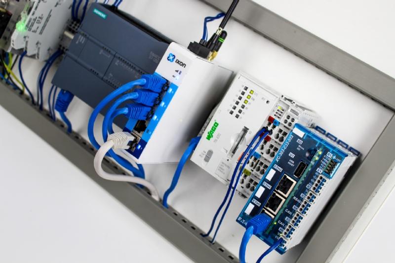 Configurare un router IXON in appena 2 minuti