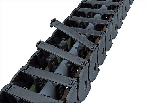 Serie TKK - Catene portacavi compatte