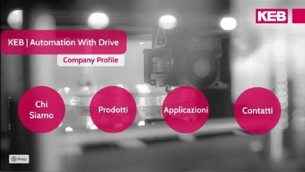 Company Profile KEB AUTOMATION Italia