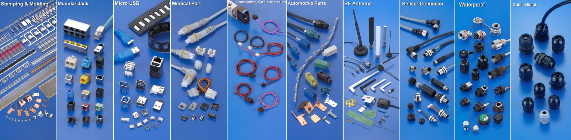 PROFESSIONAL MANUFACTURER OF ELECTRONIC COMPONENTS