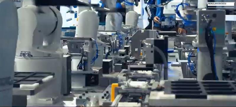 Kollmorgen Loves Robots