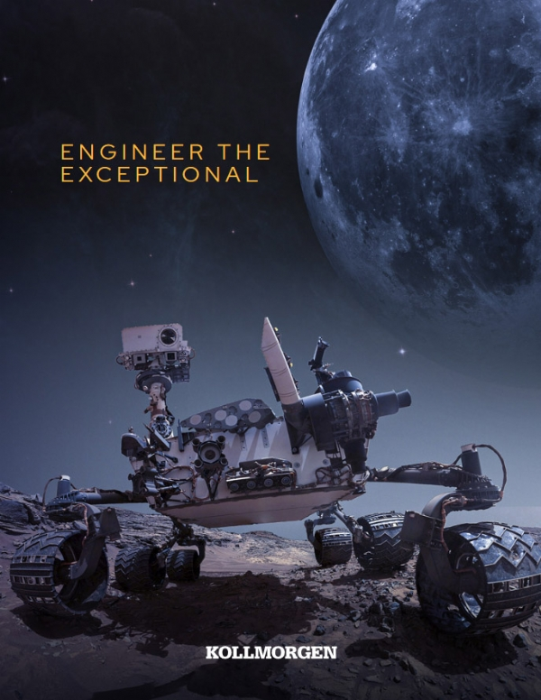 Kollmorgen: Engineer the Exceptional