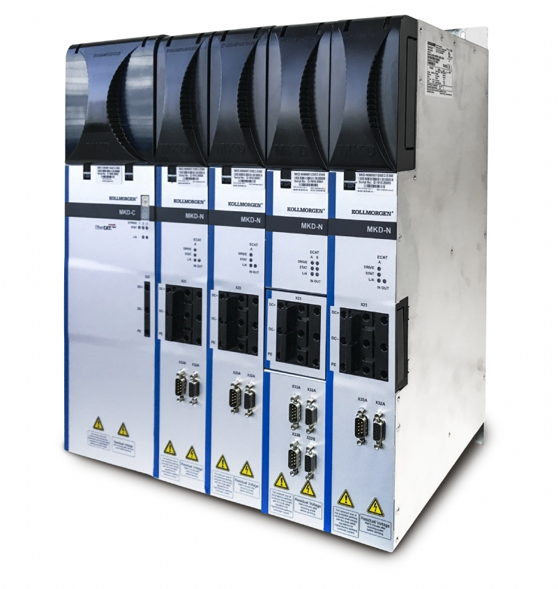 MKD Multiaxis Servo Drive System