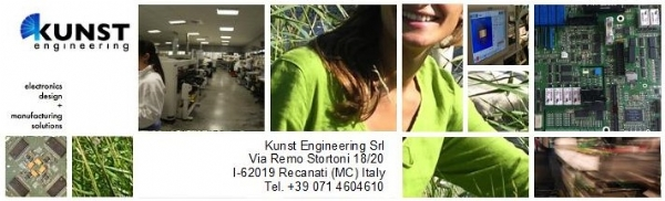 Brochure Kunst Engineering Srl