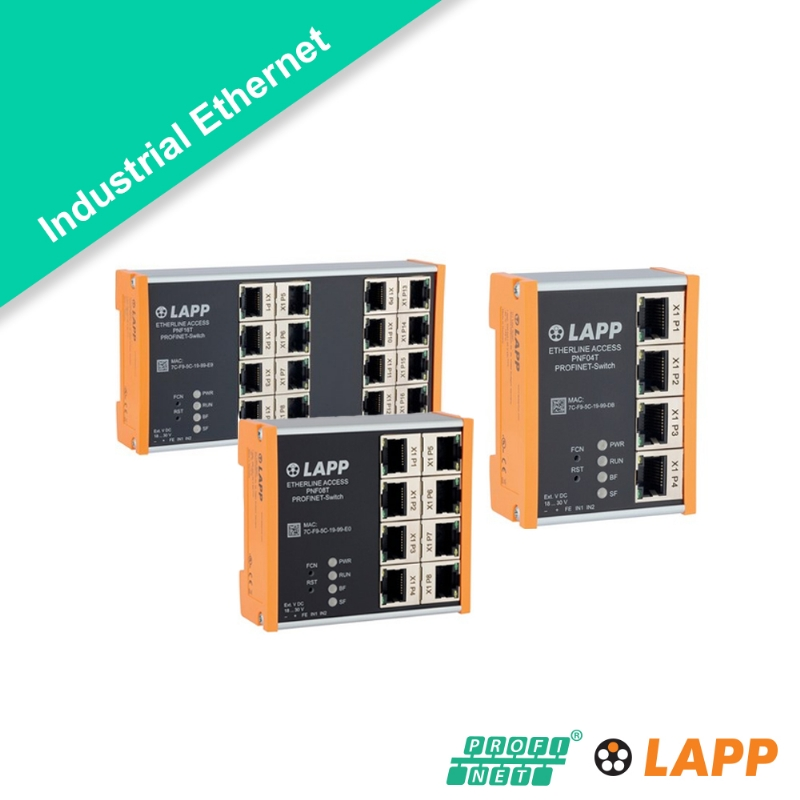 Switch PROFINET® ETHERLINE® ACCESS PNF