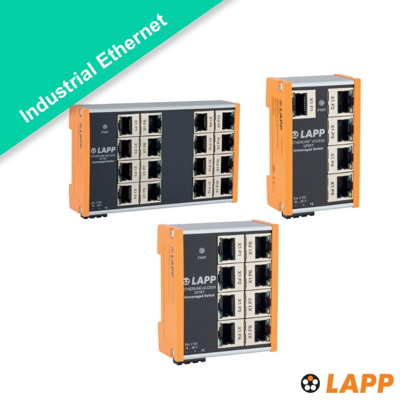 Switch ETHERLINE® ACCESS UF