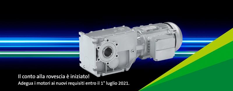 La nuova generazione di motori Lenze m500 è a prova di futuro.