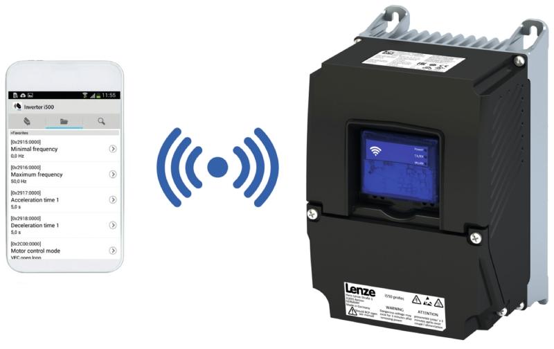Inverter i550 protec