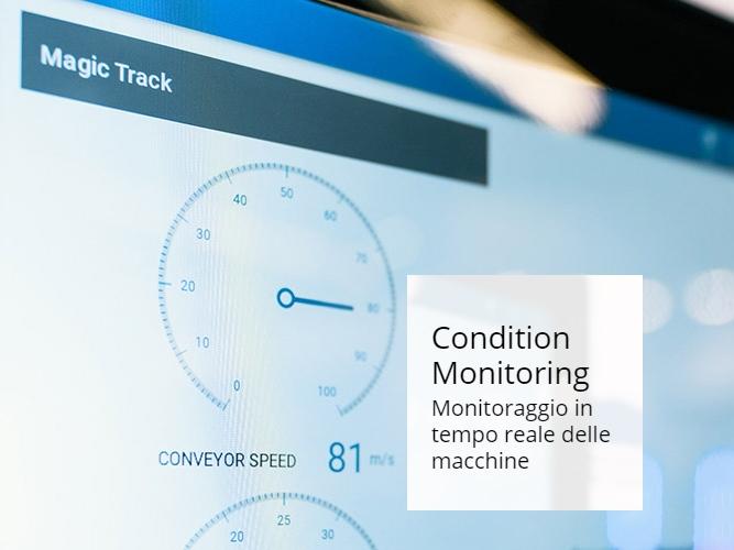 Misurare i parametri vitali della tua macchina attraverso l'automazione a bordo: l'era del Condition Monitoring
