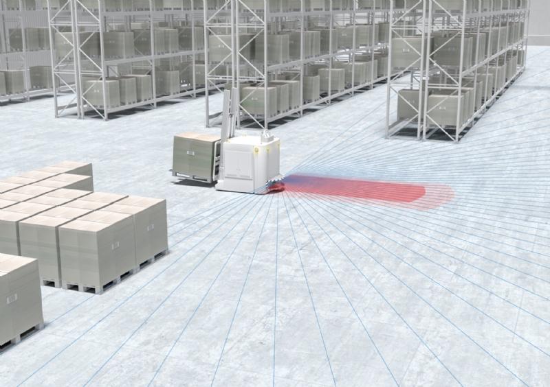 Nuovo lascer scanner di sicurezza RSL 400