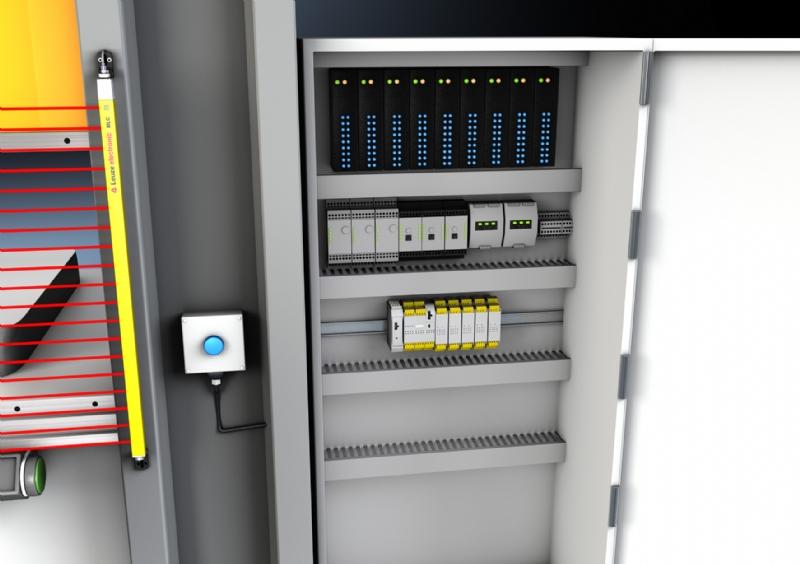 Sistemi di controllo di sicurezza programmabili