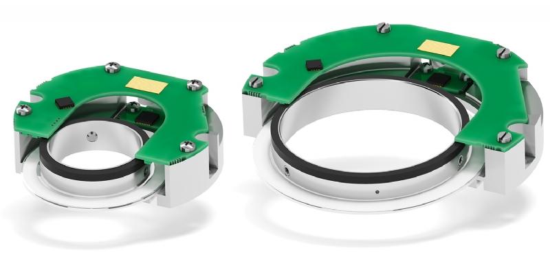 Nuovi kit encoder per la robotica