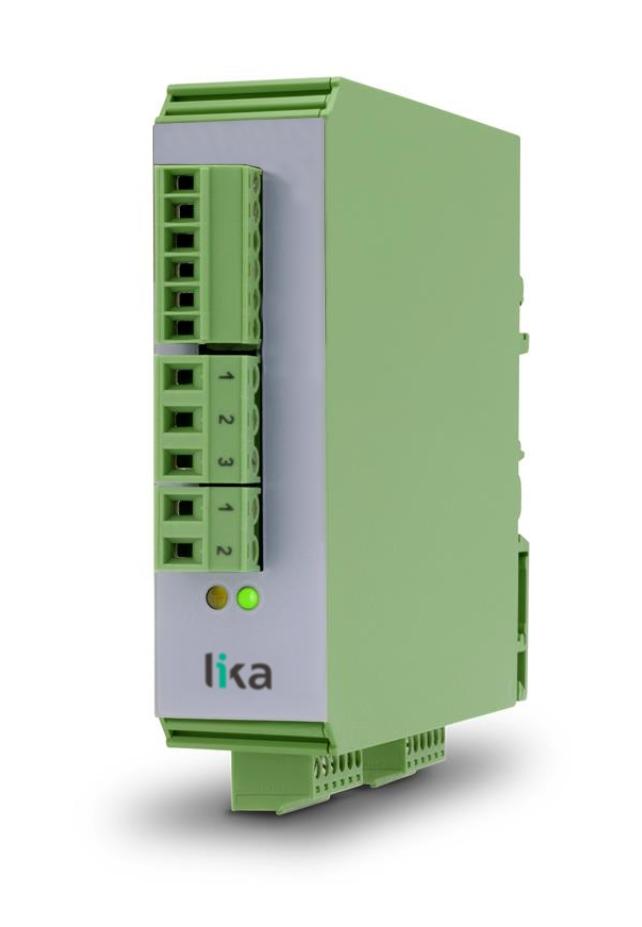 Commutazione digitale tra due encoder SSI