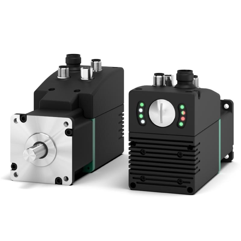 Attuatore Rotativo RD6 per Posizionamenti Efficienti