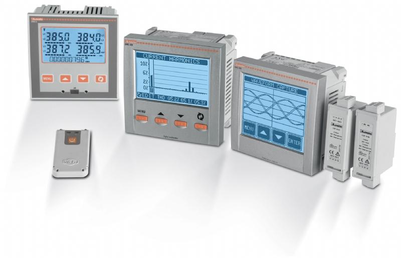 Il monitoraggio dell'energia elettrica