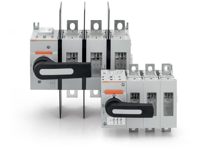 Interruttori e commutatori sezionatori fino a 630A - serie GL