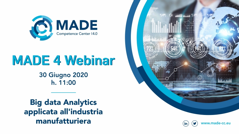 Big data analytics nell'industria manifatturiera