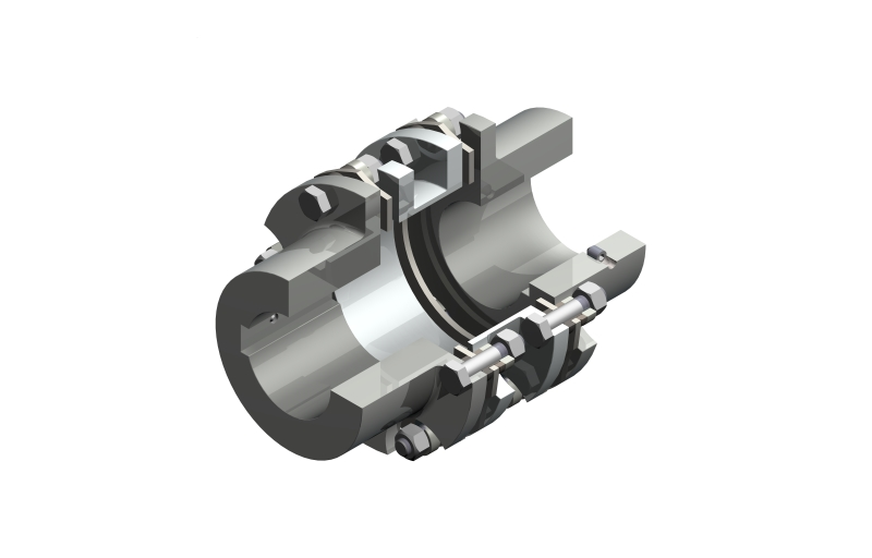 Customized Shaft Couplings