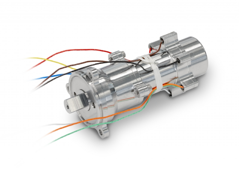 DC motors for Aerospace and Space