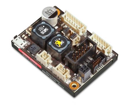 Elettronica di controllo intelligente.