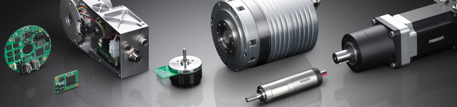 Selection of drive components