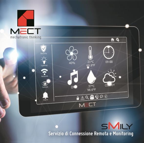 sMily – Connessione remota e monitoring