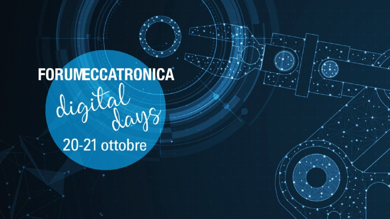 Forum Meccatronica Digital Days