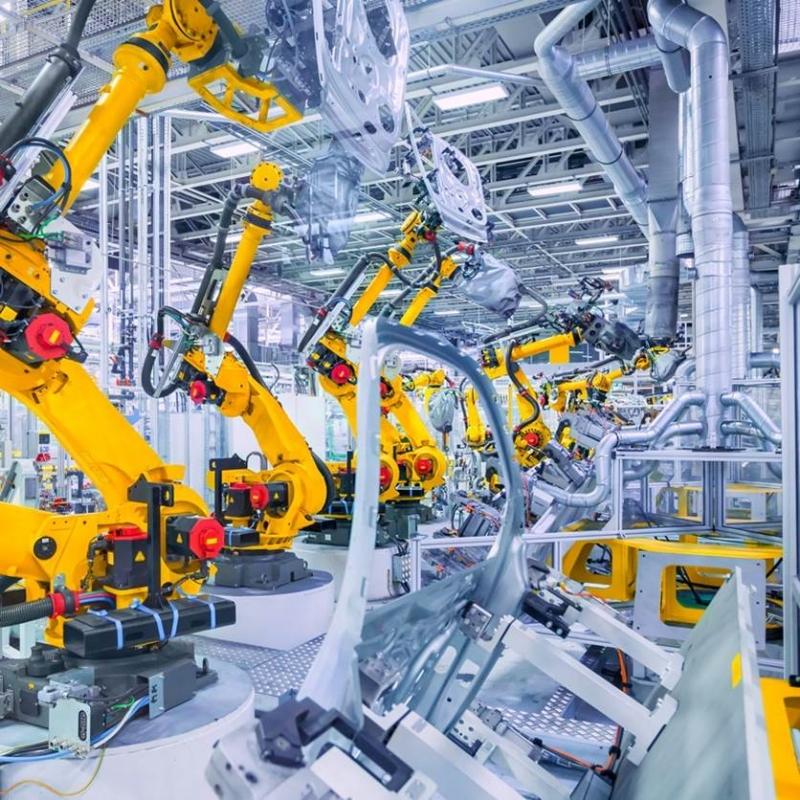 Monitoraggio industriale