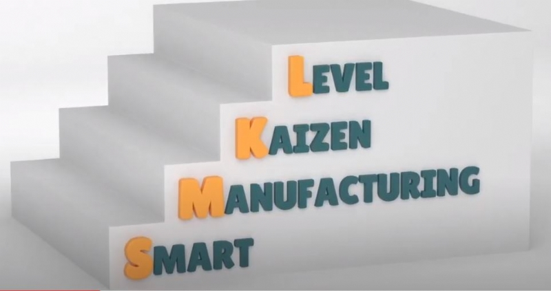 3 steps for Smart Manufacturing