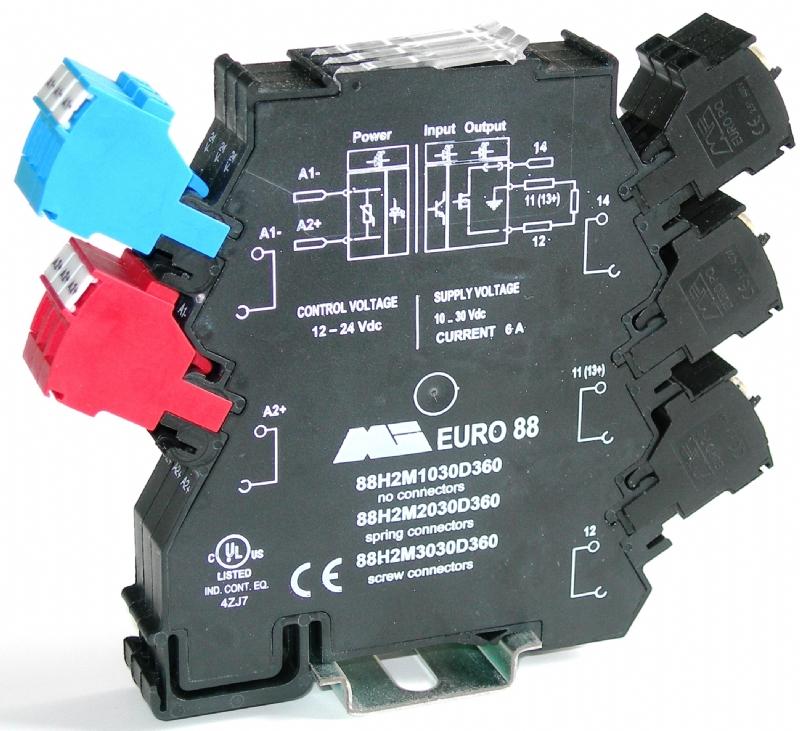 Interfaccia Relay - EURO 88 Fiveone - 5,1 mm